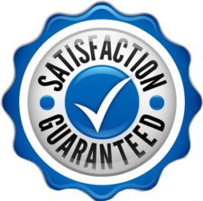 Satisfaction Guarantee